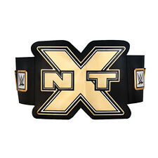 WWE NXT World Heavyweight Championship Toy Title Replica Belt - Kids or Adults