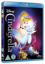 Cinderella (1950) Blu-Ray Disney BRAND NEW Free Shipping