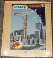 Eitech Deluxe Space Needle C400 Metal Construction Building Toy Model