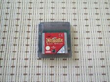 Monsters Dracula Crazy Vampire für GameBoy Color und Advance