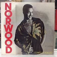 """NM 12""""~NORWOOD B.~I Can't Let You Go~[Extended~6:00~Alternative~9:05]~Don't Love"""