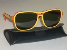 1960s VINTAGE B&L RAY BAN G15 MULTI CLR STRIPES STATESIDE TRADITIONAL SUNGLASSES
