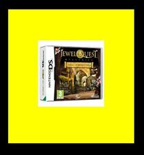 Jewel Quest Mysteries: Curse of the Emerald Tear Nintendo DS DSi XL Brand New