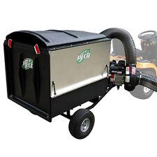 Peco 30 Cu Ft 205cc Tow Behind Lawn Vacuum
