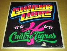 CHICA LIBRE Cuatro Tigers UNRELEASE Vinyl LP SEALED THE SIMPSONS THEME & CLASH