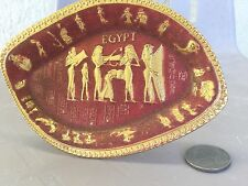 Unique Ancient Egyptian Royal Musicians Golden ..Hand Painted .. made In Egypt