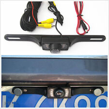 Auto Car License Plate Backup Reversing Rear Night Vision Signal Electronic eye