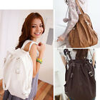 Korean Style Womens Backpack Handbag Shoulder Bag Girls Schoolbag