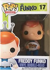 Funko POP! Freddy Funko #17 - Mint in Box - In Hand!