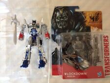 Transformers Silver Knight Optimus Prime And Lockdown Deluxe Age Of Extinction