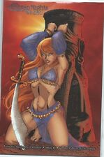Sinbad 1001 Arabian Nights Zenescope #1 LTD 750 Copies Fantastic Realm Variant