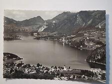 Wolfgangsee Salzkammergut - mit den Ortschaften Strobl St. Wolfgang - 1965 / AK