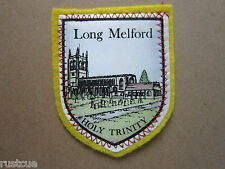 Long Melford Holy Trinity Cloth Patch Badge