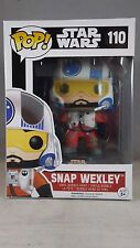 Funko Pop Star Wars 110 Snap Wexley