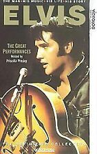 Elvis Presley - The Great Performances - The Definitive Collection (VHS/SH,...