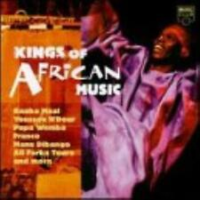Various Artists : Kings of African Music CD (1997)
