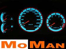 MAZDA 323F BA BG glow gauges plasma dials plasma tacho illuminated MAZDA MX3