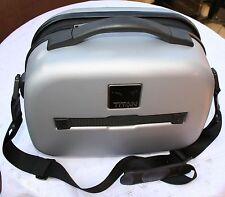 Beauty Case Schmuckkoffer Schminkkoffer Kosmetikkoffer Koffer Titan