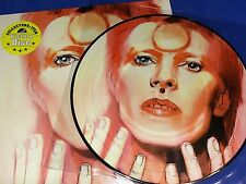 DAVID BOWIE-ALL THE YOUNG DUDES PICTURE DISC 10 INCH fc.sleeve MINT