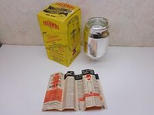 Vintage 1959 Thermos Brand Wide Mouth Vacuum Replacement Filler #52F OG Box PAPR