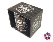 THE BEATLES CAVERN CLUB DISTRESSED BLACK MUG COFFEE CUP NEW IN GIFT BOX
