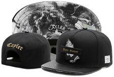 NEW Men Cayler Sons Cap Baseball Snapback Hip hop Adjustable Bboy Black hat 270#