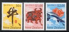 New Zealand MNH 2009 Chinese New Year - Year of the Ox
