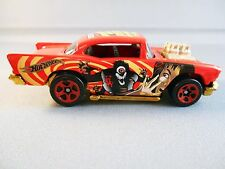 HOT WHEELS  I WAS A TEENAGE FREAK FROM OUTERSPACE '57 CHEVY LOOSE