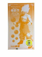 Dragon Ball Z GIGANTIC Super Saiyan Goku Battle Damaged SDCC 2016 Exclusive