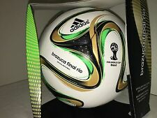 Adidas Brazuca 2014 World Cup Final Official Match Ball Germany  Argentina Sz 5