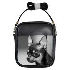 Chihuahua Puppy Dog Girls Sling Bag