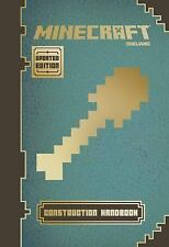 Minecraft Construction Handbook-updated edition-NEW Softcover book