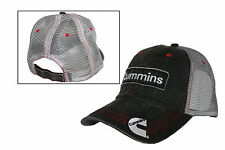 Cummins Diesel Denim Mesh Trucker Cap