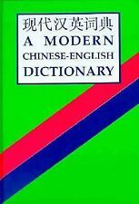 A Modern Chinese-English Dictionary by Foreign Language Teaching Editorial Divi