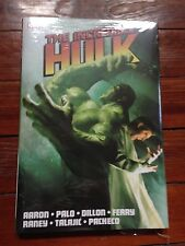 The Incredible Hulk volume 2 collecting issues 7.1 through #15 sealed hardcover