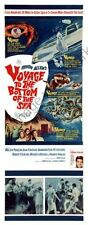 Voyage To The Bottom Of The Sea Movie Poster Insert #01 Replica