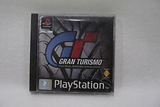 Jeu PLAYSTATION 1 PS1 GRAN TURISMO Real Driving Simulator PAL Complet + manuel