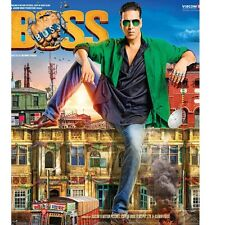 Boss (2013) -  Akshay Kumar, Mithun Chakraborty - bollywood hindi movie dvd