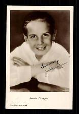 Jackie Coogan ROSS Verlag Postkarte ## BC 72116