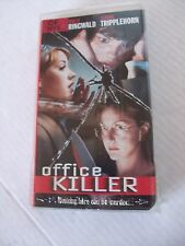 Office Killer (VHS, 1999) Molly Ringwald, Carol Kane, Jeanne Tripplehorn