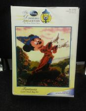 The Disney Dream Collection Fantasia Latch Hook Rug Kit