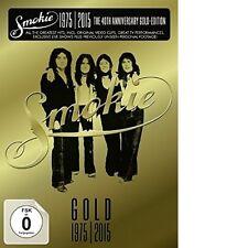 SMOKIE - GOLD: SMOKIE GREATEST HITS 40TH ANNIVERSARY DVD 3 DVD NEU