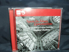 Tallis ‎– Spem In Alium / Lamentations -King's College Choir / Stephen Cleobury