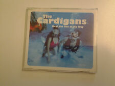 The Cardigans Hey! Get Out of My Way CD Single (Swedish Import) Nina Persson