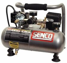 Senco 1 Gallon Air Compressor Portable Home Shop Office Auto Tire Work Garage Pc