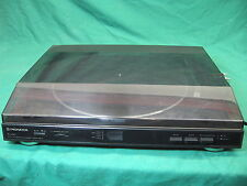 Pioneer PL-990 Automatic Turntable Record Player with illuminated strobe tuning
