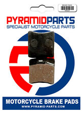 Laverda 668 Ghost, Diamante 1997 Rear Brake Pads