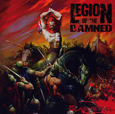 LEGION OF THE DAMNED Slaughtering... 2DVD+CD-Digibook ( 205634 )