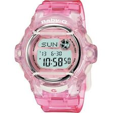 Casio Baby-G * BG169R-4 Color Gloss Metallic Jelly Pink for Women COD PayPal