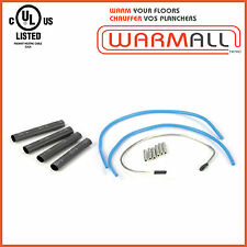 Warm All Electrical Radiant Floor Heating Cable Repair Kit